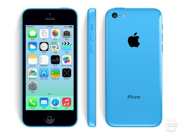 苹果iPhone 5c(16GB)蓝色