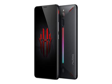努比亚红魔电竞游戏手机(128GB)黑色