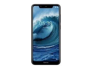 Nokia X5(32GB)黑色